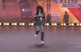 SYTYCD - Ladia Yates (Video Auditions)