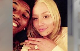 OMG - Iggy Azalea is Engaged