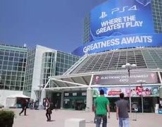 E3 Live on YouTube 2015 announcement