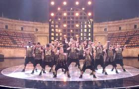 Britain's Got Talent 2015: Entity Allstars are on the war path (Grand Final)
