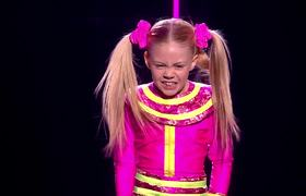 Britain's Got Talent 2015: It's not game over yet for Jesse-Jane McParland (Grand Final)