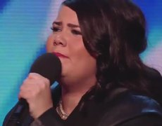 Britains Got Talent 2014 Kath Morris sings Etta Jamess Misty Blue