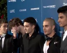 The Wanted Guys Attacked by Homeless Man