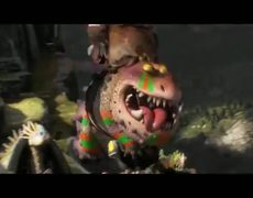 How To Train Your Dragon 2 Official Movie CLIP Dragon Racing 2014 HD Gerard Butler Sequel