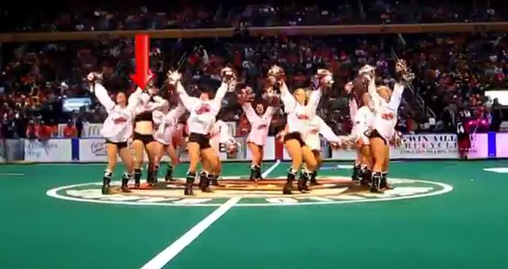 Cheerleader Wardrobe Malfunctions Videos