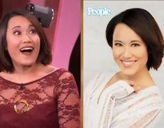 The Queen Latifah Show PEOPLE Magazine Reveals Real Beauties