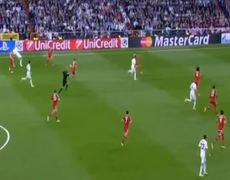 Real Madrid vs Bayern Munich 10 Karim Benzema Goal