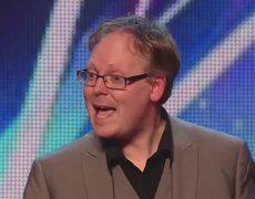 Britains Got Talent 2014 Magic man Jay Adkins gets the message