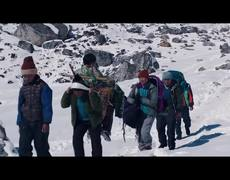 Everest - Official International Movie TRAILER 1 (2015) HD - Jake Gyllenhaal, Jason Clarke Nature Drama