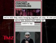 Coachella Justin Bieber Selena Gomez