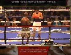 Manny Pacquiao vs Timothy Bradley II FULL Box Figth Round 9 Highlights 4122014