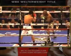 Manny Pacquiao vs Timothy Bradley II FULL Box Figth Round 7 Highlights 4122014