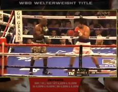 Manny Pacquiao vs Timothy Bradley II FULL Box Figth Round 6 Highlights 4122014