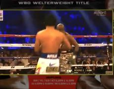 Manny Pacquiao vs Timothy Bradley II FULL Box Figth Round 5 Highlights 4122014