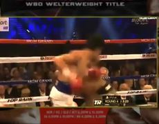 Manny Pacquiao vs Timothy Bradley II FULL Box Figth Round 4 Highlights 4122014