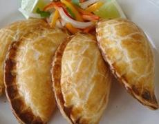 Prepare delicious breaded shrimp