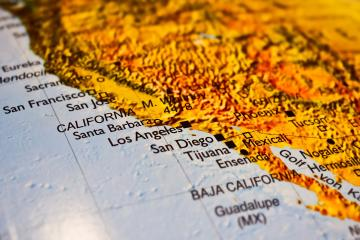How much does it cost to live in Tijuana and in several US cities?