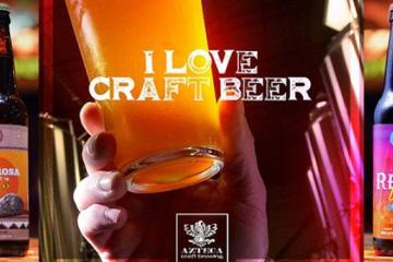 Conoce el proceso cuidadoso de Azteca Craft Brewing