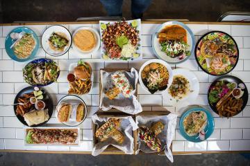 Tijuana, a hotspot of Baja Med fusion cuisine