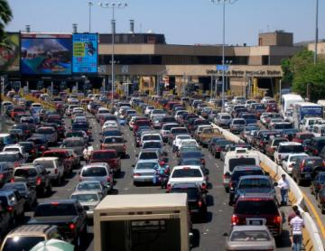 México y EUA proponen nuevo puente fronterizo: Otay II- Otay Mesa