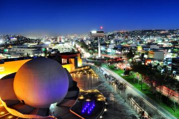 Tijuana is nominated as the best vacation destination in Mexico and...