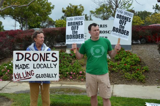 El uso de drones para operaciones militares ha generado oposición en Estados Unidos