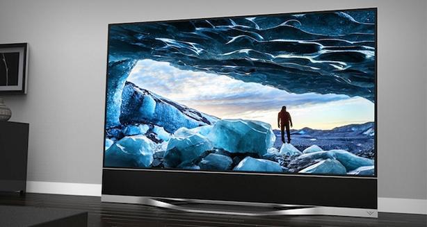 Un televisor con imagen de alto nivel, aunque limitado en características