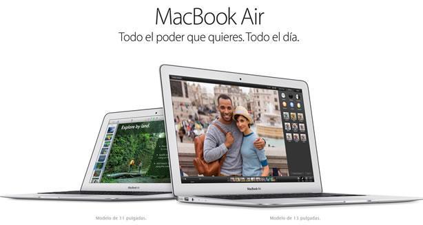 MacBook Air redujo su precio