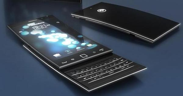 El pr ximo tel fono de blackberry tendr a pantalla for Telefono bb