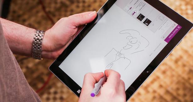 La nueva Surface 3 luce impresionante, pero no es tan poderosa
