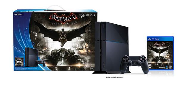 playstation 4 edicion limitada batman