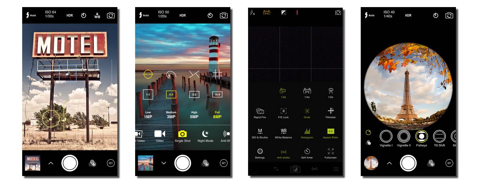 Las 5 mejores apps para editar fotos en tu iphone qore - Para disenar fotos ...