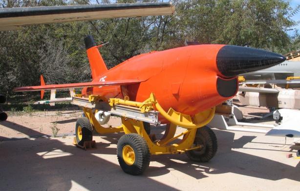 Target Drone de 1955 construido por Ryan Aeronautical Company