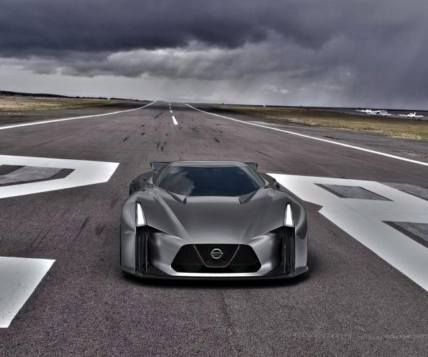 Nissan lanzará una versión real de su 2020 Vision supercar ...