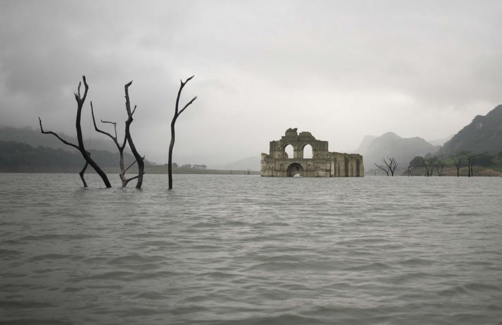 El verdadero Templo del Agua de Zelda está en Chiapas -