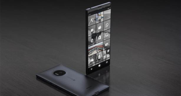 Mockup del supuesto Surface Phone... que se parece al Lumia 830