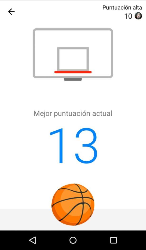 Hay un minijuego oculto de basketball en Facebook Messenger; así lo desbloqueas