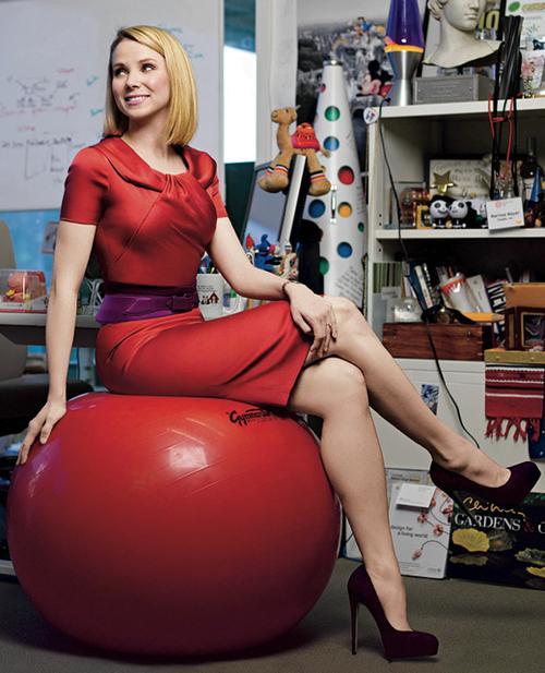Marissa Mayer trató de regresar a Yahoo al éxito, pero hacían falta más que buenas ideas
