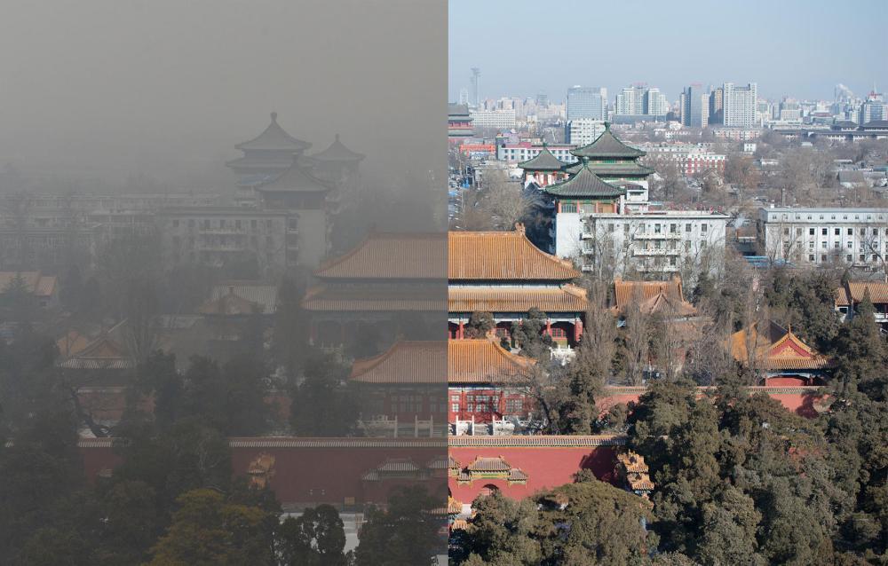 La contaminación en Beijing ha llegado a niveles alarmantes en últimos meses, pero el gobierno ha tardado demasiado tiempo en tomar medidas preventivas