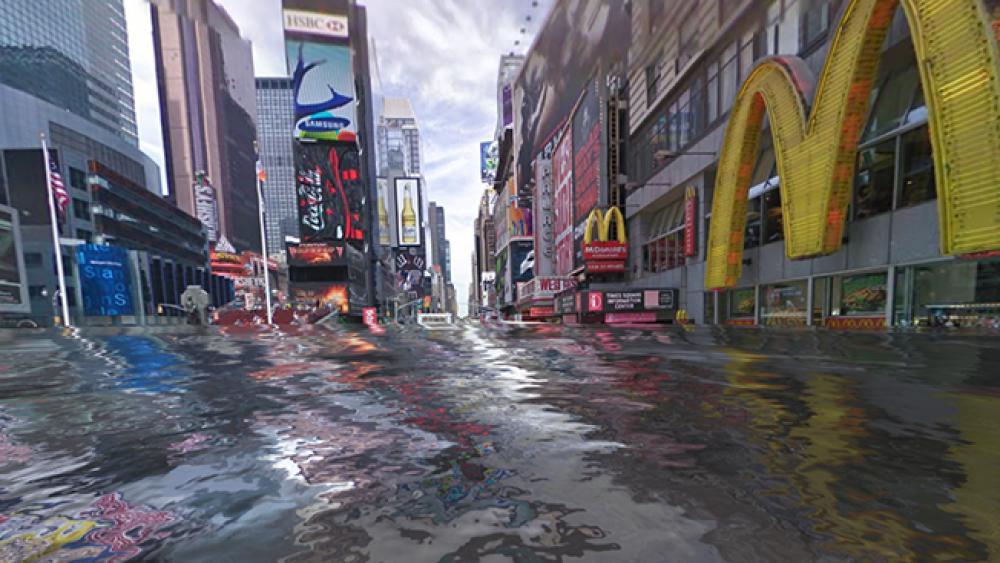 Además de las consecuencias adversas que tendrán que enfrentar los habitantes de muchas ciudades costeras, el daño financiero a escala global ascenderá a miles de millones de dólares