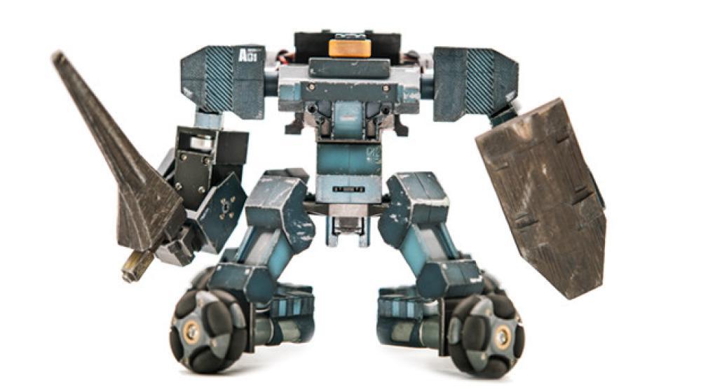 Construye Y Pon A Pelear Robots Aunque No Sepas Nada De