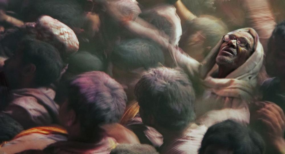 Foto: Holi Festival de Claudio Ceriali