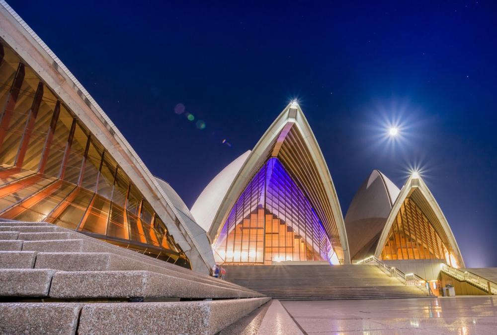 Foto: Sydney Opera House de Chuang Ko-Min