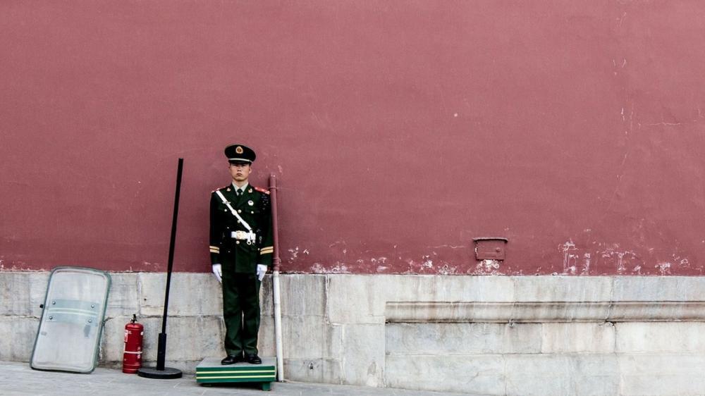 Foto: Standing Guard de Andrew Peluso