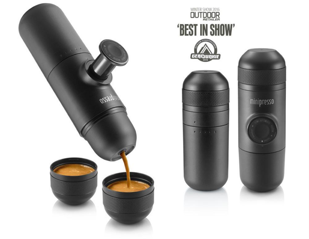 Hay varios tanques de agua de distinta capacidad para preparar diferentes tipos de espresso, desde ristretto hasta caffè lungo (el tanque de agua estándar es de 70 ml)