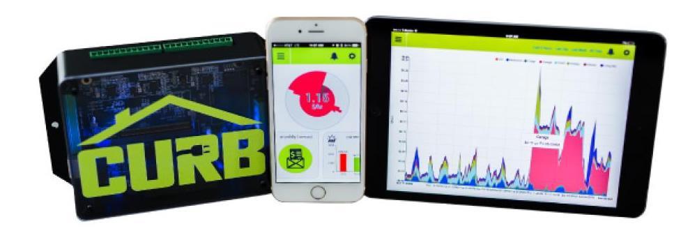 Funciona junto con una aplicación para iOS y Android (también con <br /> panel de control web)
