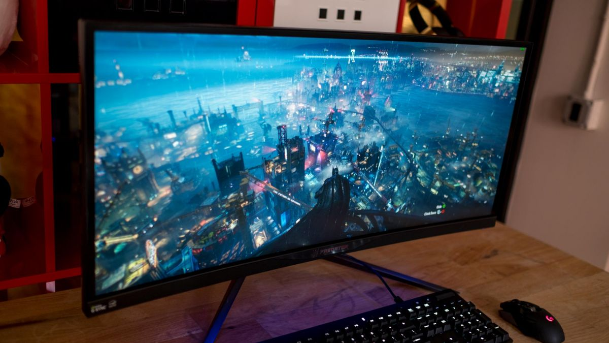 f069f615429cb ... y una relación de aspecto 21 9 —Cinemascope— te permite apreciar  realmente tomas panorámicas. En cuanto a conectividad este monitor cuenta  con lo que un ...