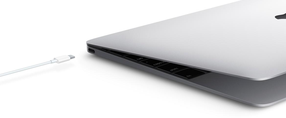 macbook puerto USB Type-C