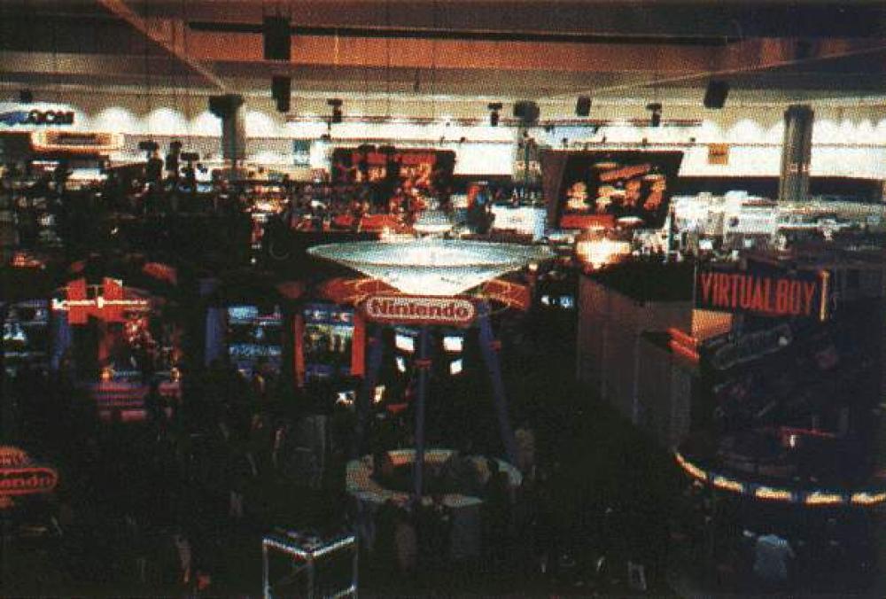 Así era el E3 en 1995