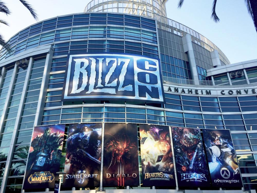 Blizzard ahora se enfoca a su evento BlizzCon